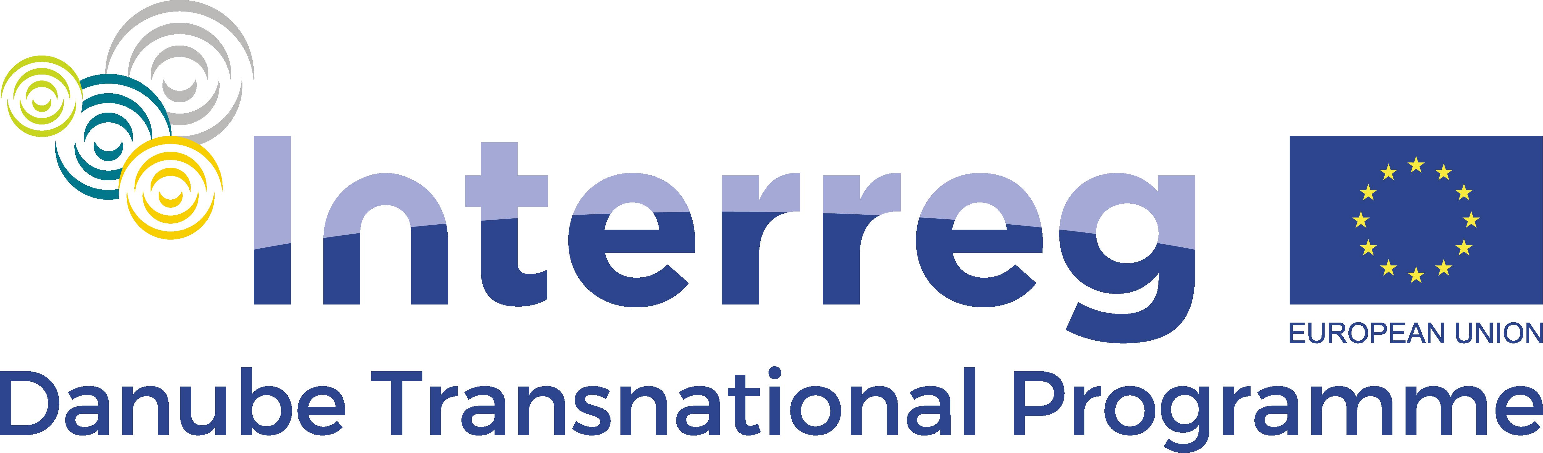 Rezultat iskanja slik za interreg danube logo