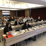 Consortium meetings in Sofia