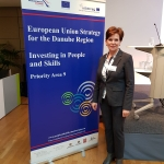 at the 6th International Stakeholders Conference of PA 9- Investing in People and Skills