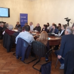 Public-private consultation on challenges of IWT in Bulgaria