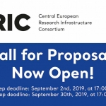 Editor's choice: CERIC-ERIC call for proposals is now open!