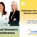 International Women's Business Conference - the registration is opened!